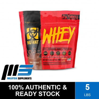Mutant Whey, 5lbs - Whey Protein Powder, Muscle Building, Lean Muscle, Susu Gym