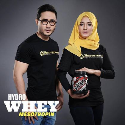 Mesotropin Platinum Hydro Whey, 33 Servings - Whey Protein Powder, Muscle Building, Lean Muscle, Susu Gym